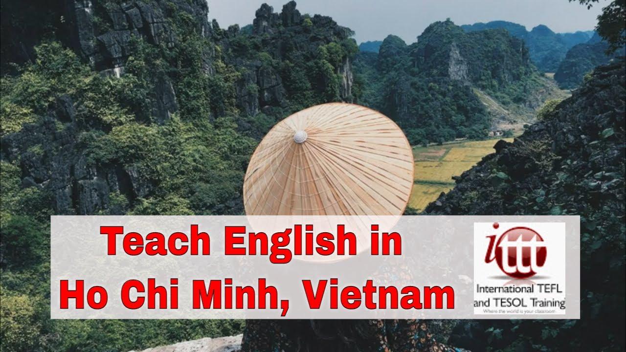 Teaching English Abroad: Ho Chi Minh, Vietnam