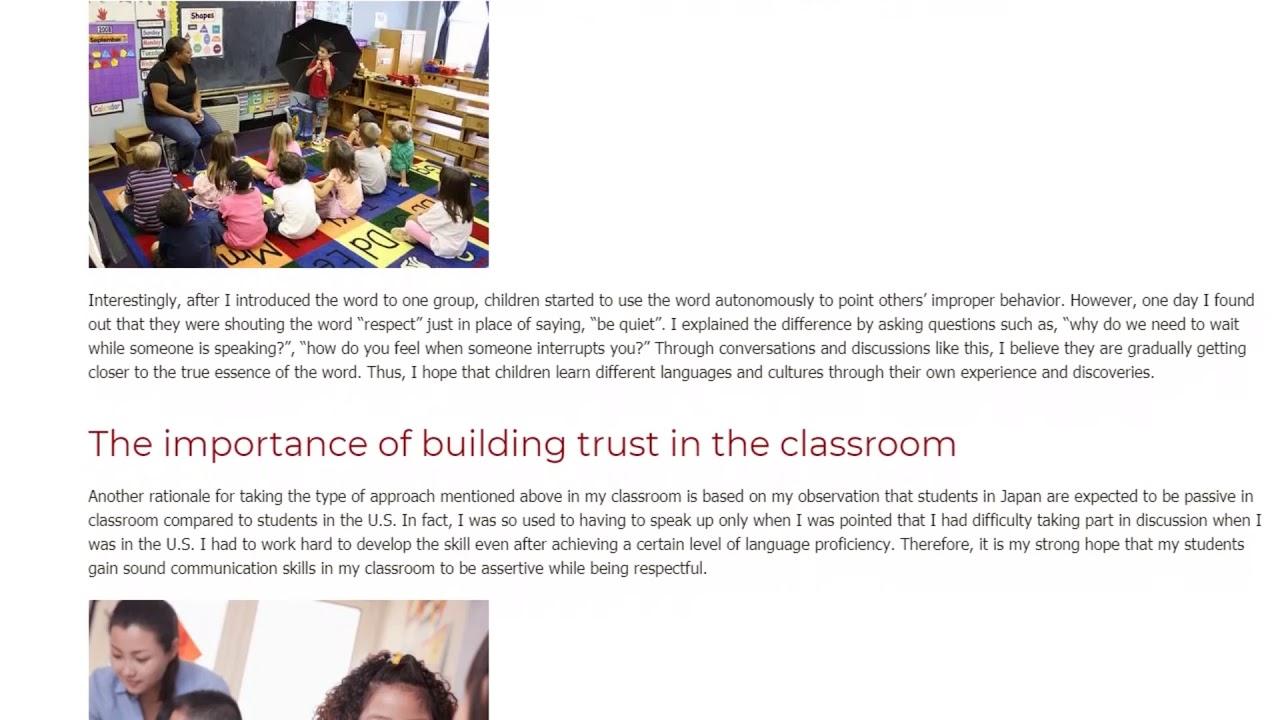 The 3 Most Important Parts of Classroom Management for ESL Teachers   ITTT TEFL BLOG