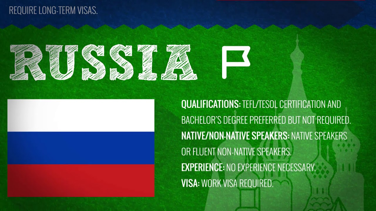 Requirements for English Teachers in Europe   Teach & Live abroad!