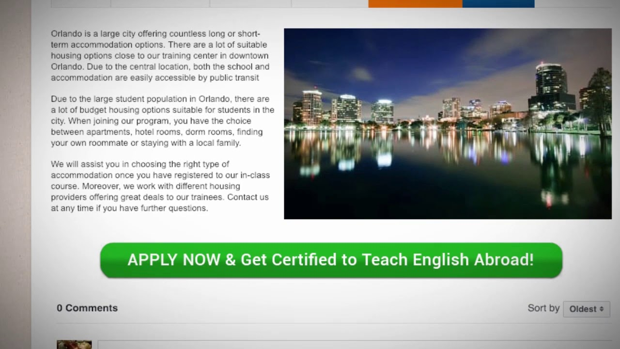 TEFL Locations for Young and Wild | ITTT TEFL BLOG