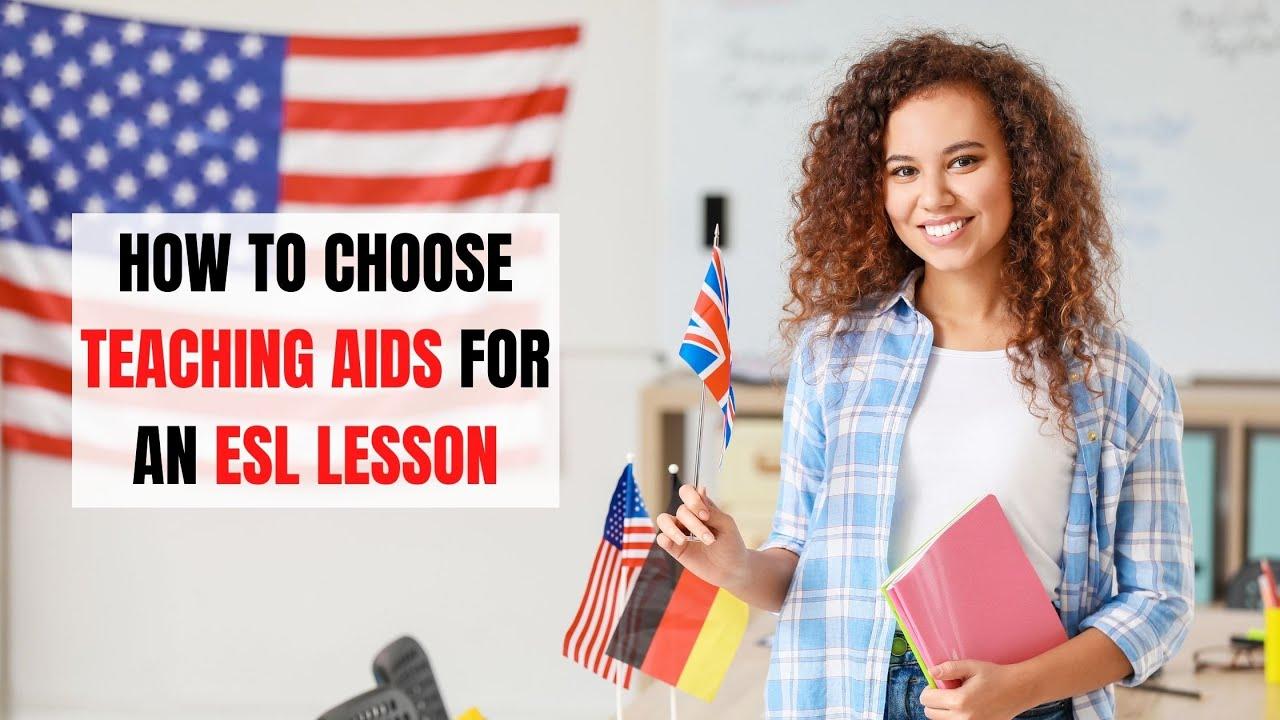 Selecting English Teaching Aids and Equipment | ITTT | TEFL Blog