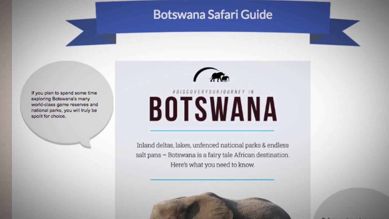 Living and Teaching English in Botswana – Habits, Customs & Curiosities