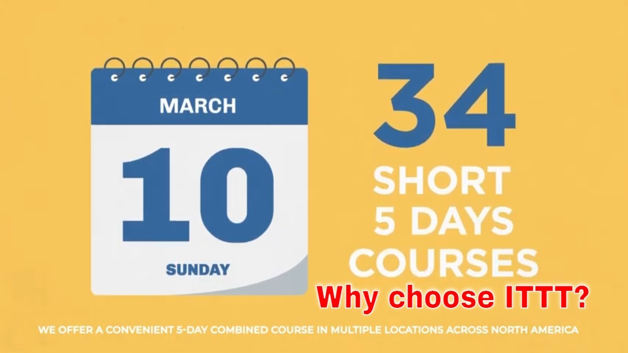 Why choose TEFL Certification with ITTT: Short 5-day Courses