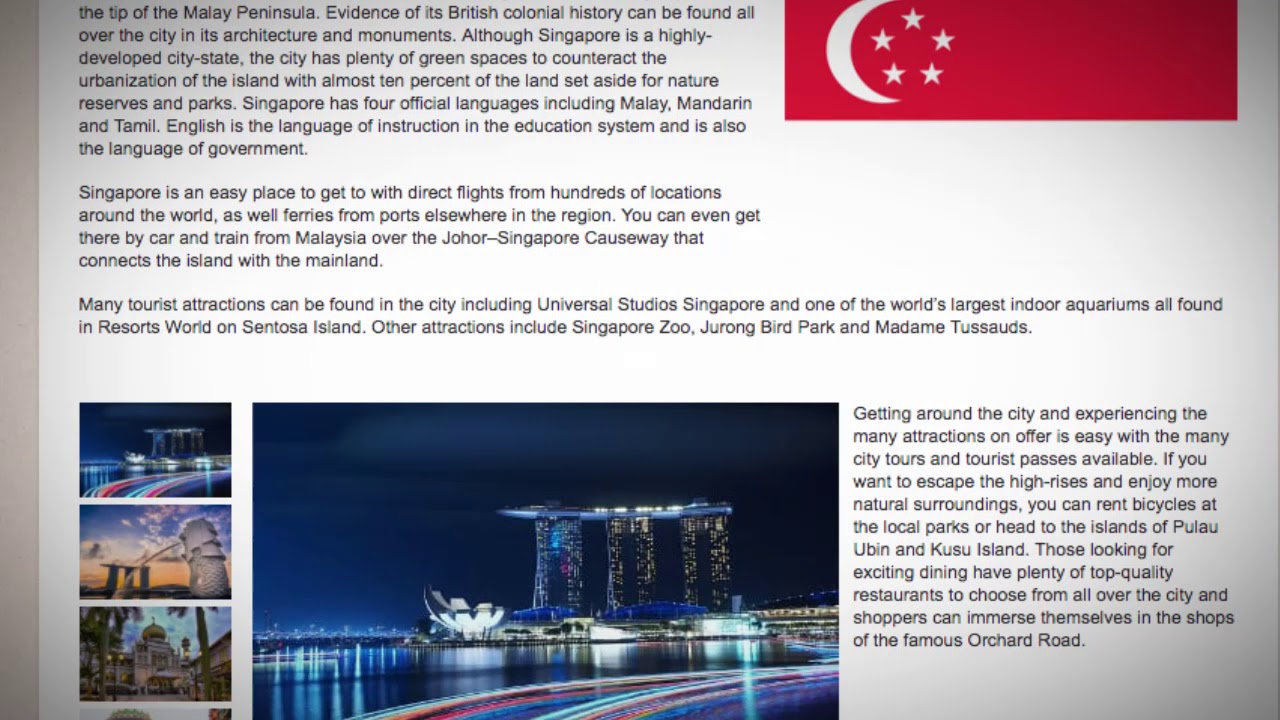 TESOL Course in Singapore   Teach & Live abroad!